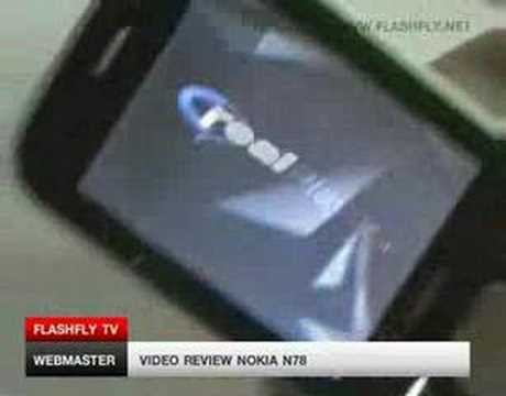 Review Nokia N78 Part II by flashfly