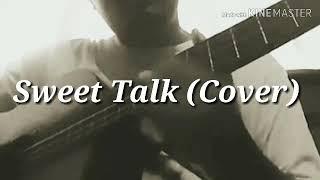 Sheryl Sheina ft Rizky Febian - Sweet Talk (cover)               #sweettalk #acoustic #guitar #cover