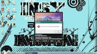 Keygen Failure for Sony Vegas Pro 9 NEED HELP!
