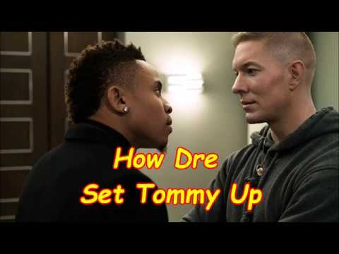 How Dre Set Tommy Up On Power