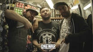 ONE WAR Presenta: Jam in da Block - Bozser ft. Eric el Niño