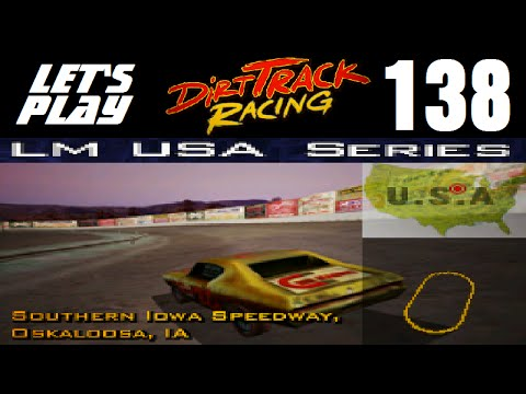 Let's Play Dirt Track Racing - Part 138 - Y11R10 - Southern Iowa Speedway