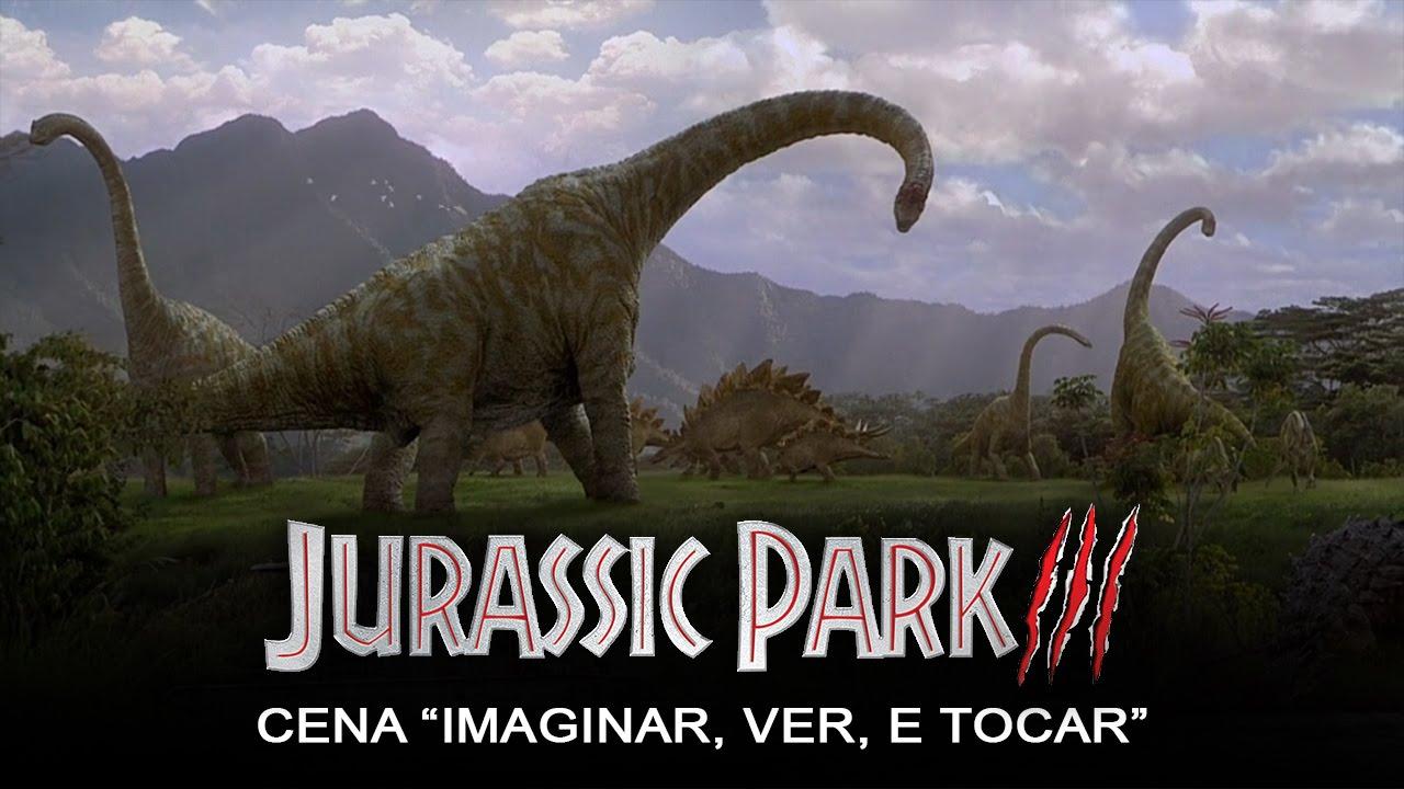 Jurassic Park Iii Cena Imaginar Ver E Tocar Dublado Hd Youtube