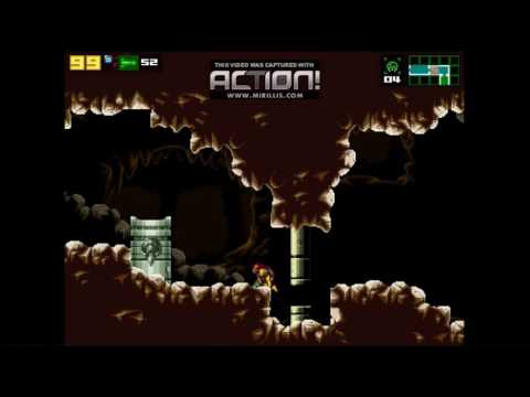 Another Metroid 2 Remake (AM2R) - Full Version, ITEMS 100%