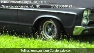 1966 Plymouth Fury II  for sale in Nationwide, NC 27603 at C #VNclassics