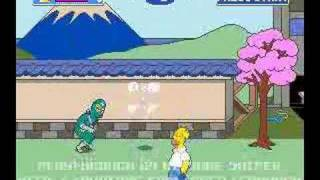 Game | The Simpsons Arcade Playthrough Stage 7 by Kitsune Sniper | The Simpsons Arcade Playthrough Stage 7 by Kitsune Sniper