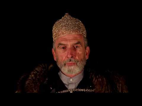 Return of the King: professor emeritus Rob Gardner as King Lear