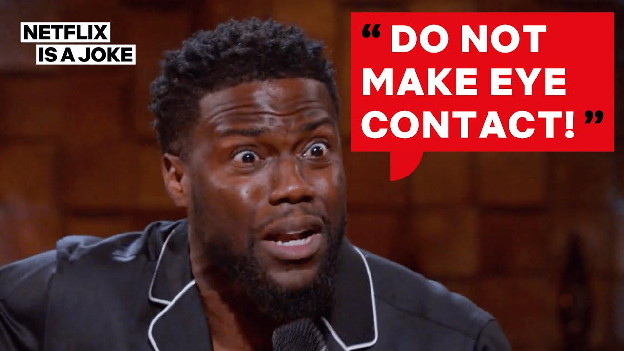 Kevin Hart Doesn't GAF About Cutting You In Line | Zero F**ks Given
