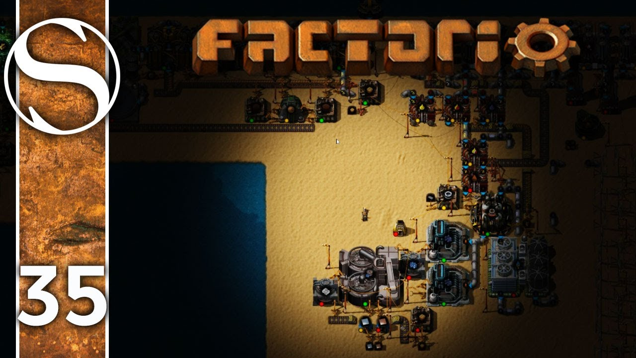 35 Efficiency - Factorio Seablock - Factorio Seablock