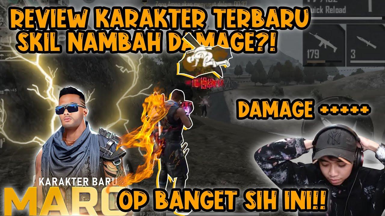 KARAKTER BARU NAMBAH SKILL DAMAGE?! GILAAA OP CUK SAKIT BANGET!! #TikTokBonusID