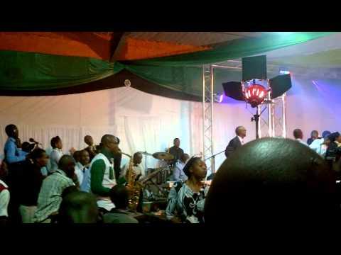 ACSA Youth akusiyo eyethu lempi--Dr BJ Mngomezulu (Apostle)