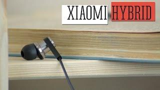 Лучшие китайские наушники до 20$. Полный обзор Xiaomi Hybrid. Отзыв пользователя (banggood.com)