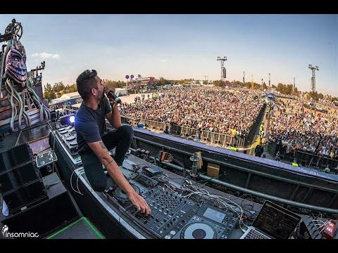 Nucleya live | Take Me There | EDC Mexico...