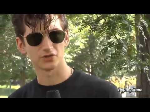 Alex Turner & Jamie Cook -  Interview 2011 -  Chicago - HD