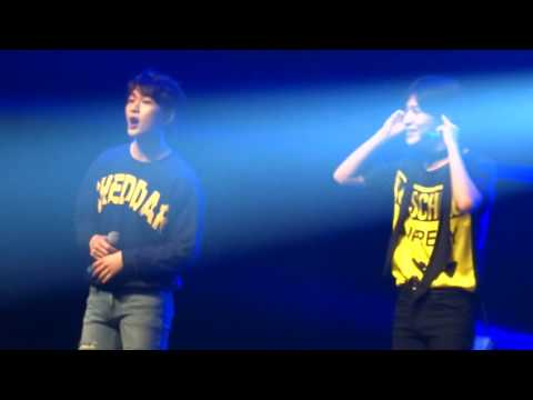 160731 SHINee First Fanmeet in Dallas - Hello