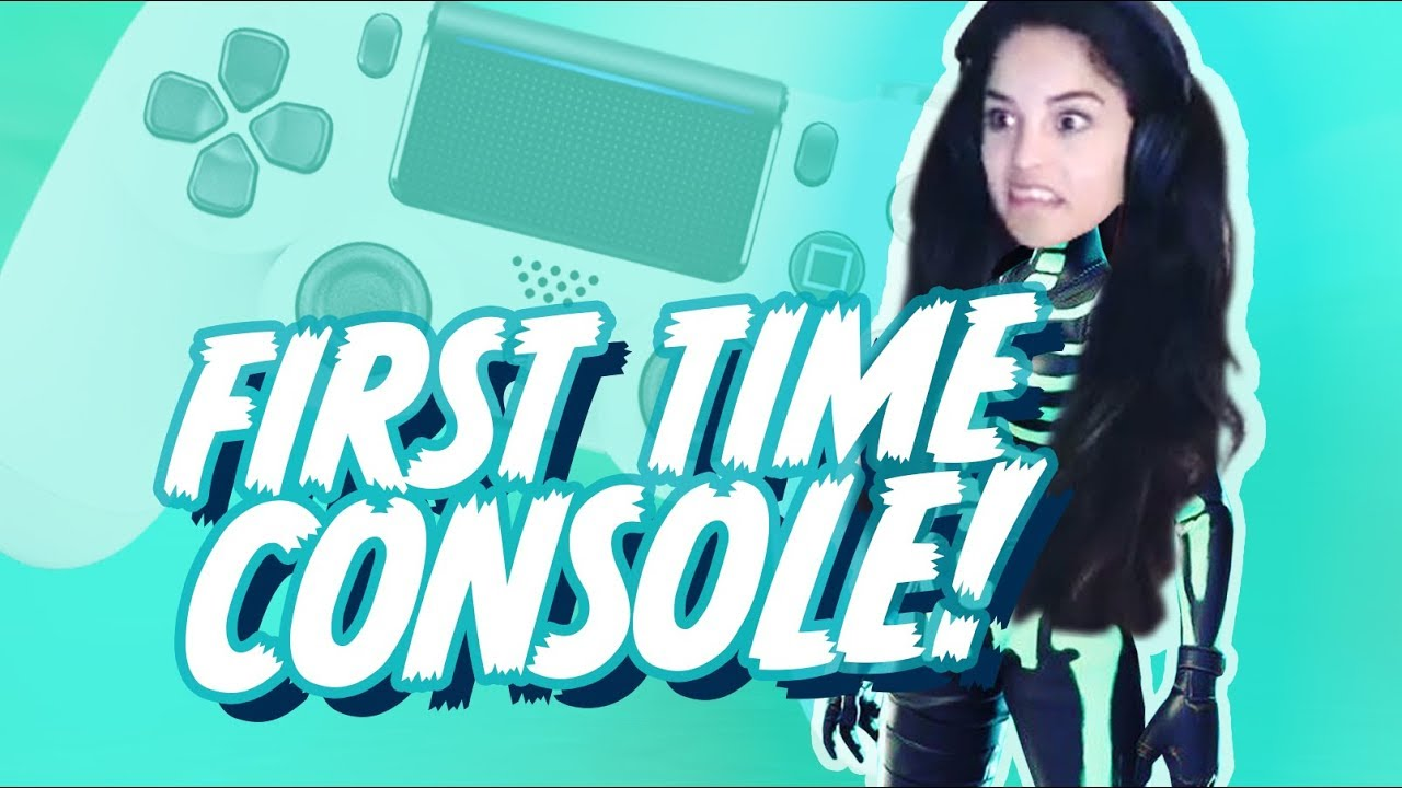 first-time-playing-fortnite-on-console-valkyrae-stream-highlights