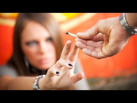 Kiffer & Dealer & Coffeeshop (Wenn Kinder Drogen nehmen) Reportage 2015