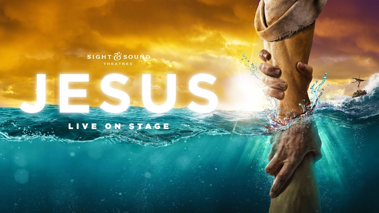 "Sight & Sound Theatres to Bring Stage Production of ""Jesus"" to Screens Worldwide for Easter"