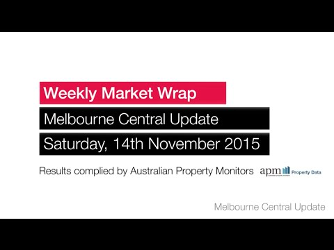Melbourne Central Market Wrap - 14/11/15 brought to you by Review Property