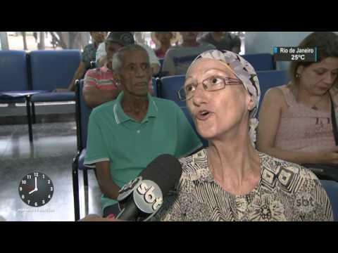 Hospital que é referência no tratamento contra o câncer reduz atendimento - SBT Brasil (10/04/17)