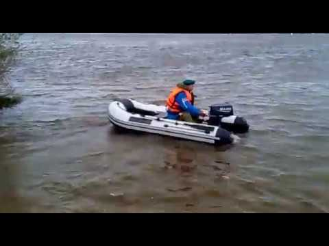 лодка муссон 2800 видео обзор