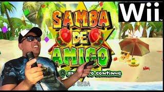 Samba de Amigo - Guitar Hero de Maracas no wii