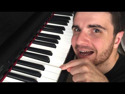 MON PIANO EST LE MEILLEUR !