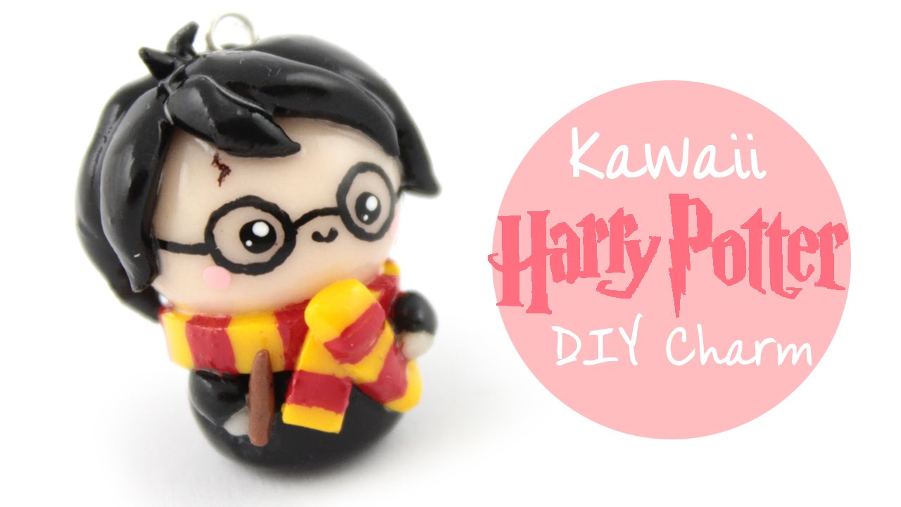 Diy Harry Potter Charm Kawaii Friday Youtube