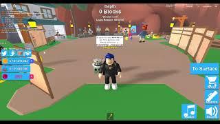 roblox free dominus mining simulator