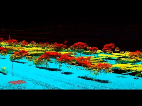 Harris Corporation — High-density LiDAR Remote Sensing