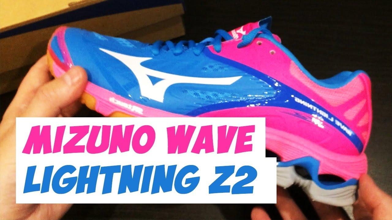 волейбольные кроссовки Mizuno Wave Lightning Z2 женские