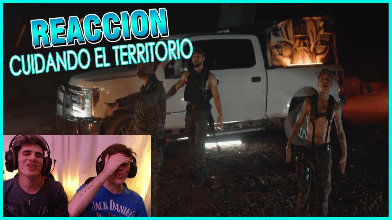 ARGENTINOS REACCIONAN A Santa Fe Klan x Calibre 50 x Beto Sierra - Cuidando El Territorio
