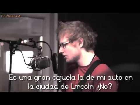 Ed Sheeran - Swim Good (Cover / Traducida)