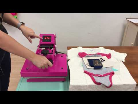 New Pink Craft Press 9x12 For Under $300!