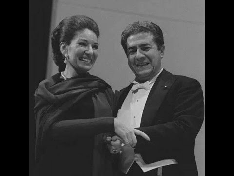 Callas & Di Stefano - Tokyo 1974 PART II