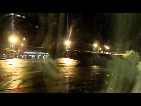 Take Off from Fort de France Airport FDF -- Air France Boeing 777-300ER