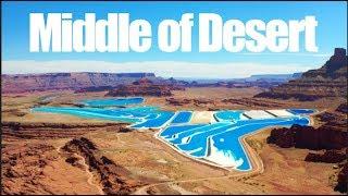 Finding the 1.5 Mile Long Pool in a Desert// Moab, Utah + Corona Arch Hike