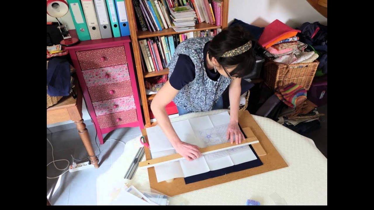 Atelier Broderie Sashiko Youtube