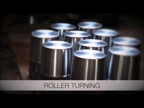 How It S Made Ball Bearings Ntn Doovi