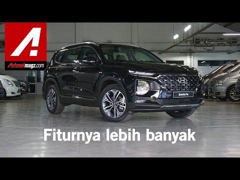 Hyundai Grand Santa Fe 2019 First Impression Review By AutonetMagz