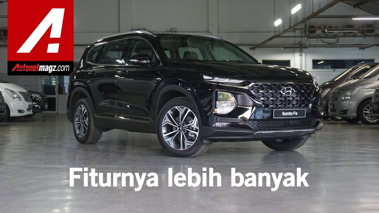 Santa Fe Suv >> Hyundai Grand Santa Fe 2019 First Impression Review By Autonetmagz