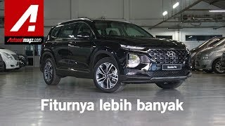Hyundai Grand Santa Fe 2019 First Impression Review by AutonetMagz