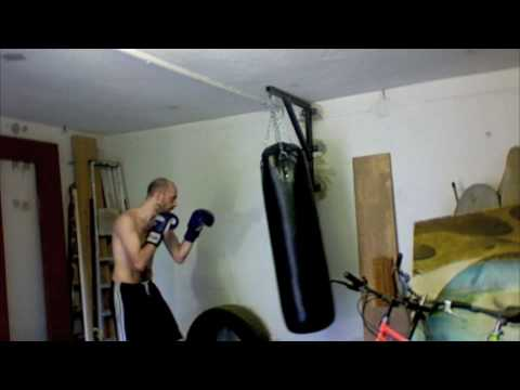 Boxing Workout Heavybag Youtube