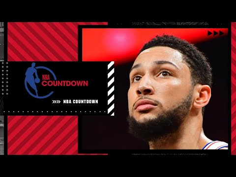 Daryl Morey hasn't called the Nets about Kyrie Irving yet - Woj on Simmons updates  NBA Countdown