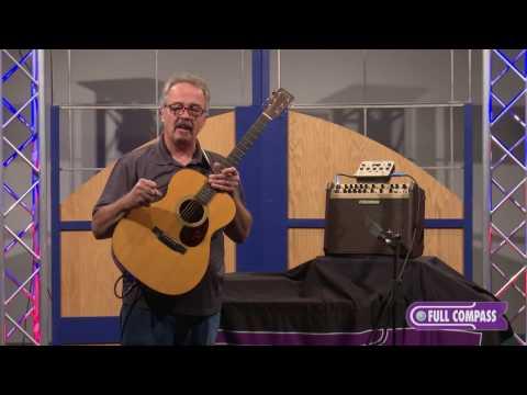 Fishman Acoustic Sound Path With Platinum Pro EQ & LoudBox Artist | Full Compass