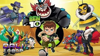 Ben 10 PC Gameplay 1080p 60fps