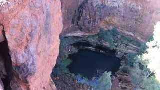 panoramic Dale's Gorge + Circular Pool- Karijini Ntl Park, Australia