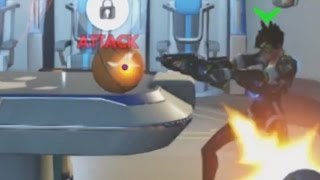 Greatest Overwatch Basketball trick of All Time