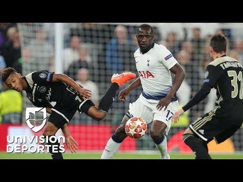 Tottenham 0-1 Ajax – GOL Y RESUMEN – IDA SEMIFINALES – UEFA Champions League
