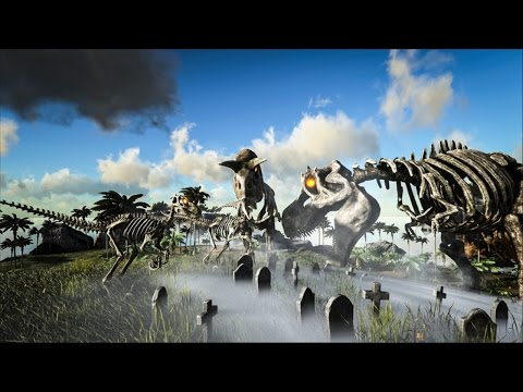 Ark: Survival Evolved All Trailers Since 2017